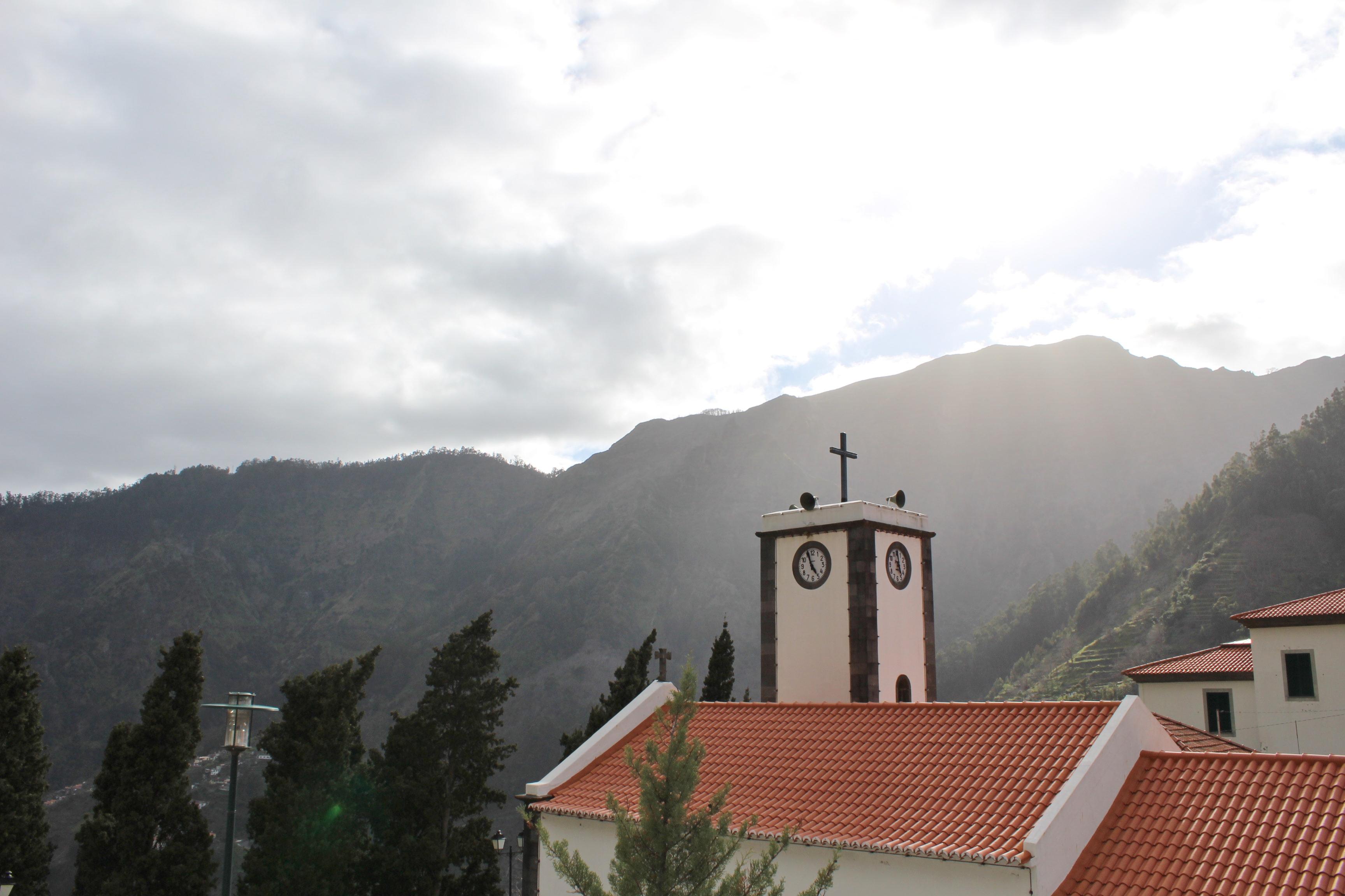 Exploring Nuns Valley, Madeira  QueenBeady